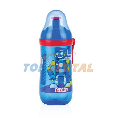 NUBY VASO CON BOQUILLA POP X330 ml